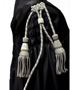 Toga per Avvocato misto lana, completa di cordoni