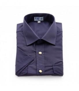 Camicia Blu Mod. Mil. Guardie Giurate