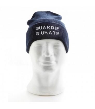 Zuccotto Lana Guardie Giurate