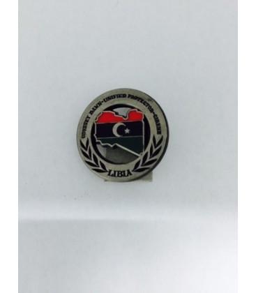 Distintivo Missione Libia