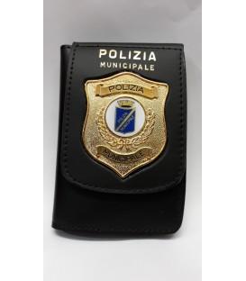 PORTAFOGLIO POLIZIA MUNUCIPALE