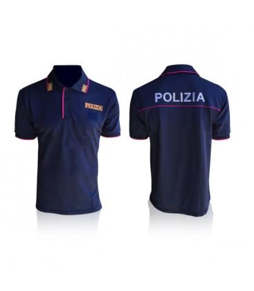 POLO POLIZIA DI STATO M.M.