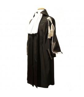 toga avvocato magistrato fresco lana