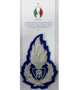 FREGIO RICAMATO PER BERRETTO POLIZIA PANITENZIARIA